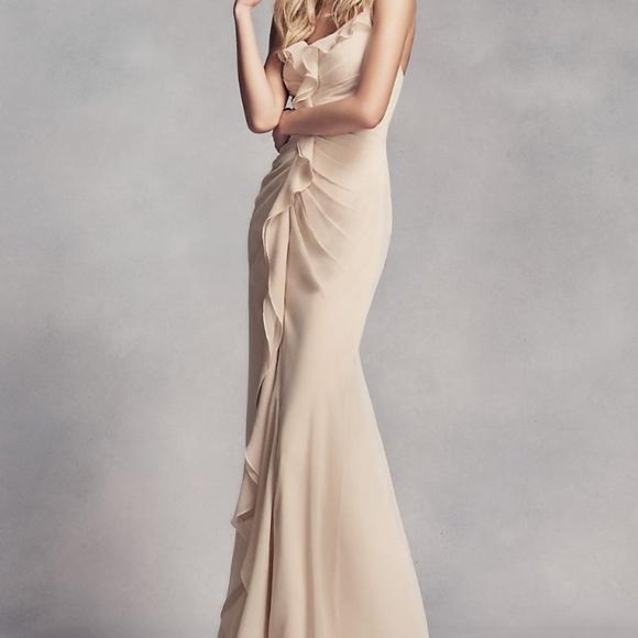 David\'s Bridal Dresses | Davids Bridal Vera Wang Bridesmaids Dress ...